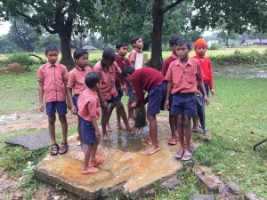 sociaal stichting kerkpad water